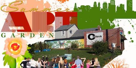 Summer Art Garden 2019 tickets