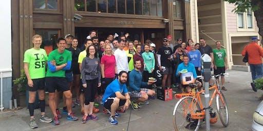 A Runner's Mind Run Club Summer 2019