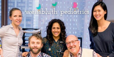 FREE Expectant Couple Dinner: Meet a Pediatrician & Other Expectant Couples (BUCKTOWN)