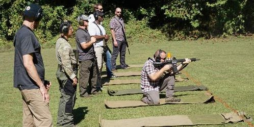 Minuteman Rifle Course