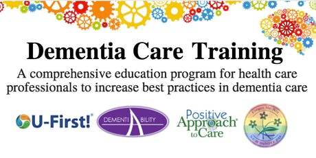 Dementia Care Training 102 tickets