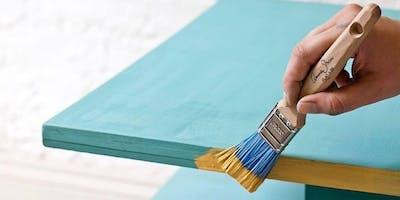 Annie Sloan Paint Your Own Piece Workshop- Sherwood