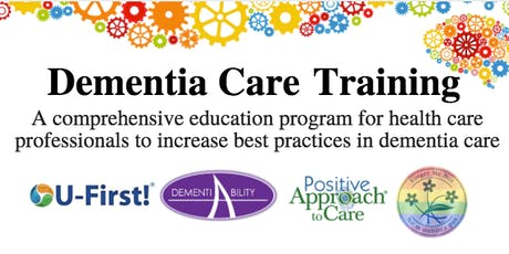 Dementia Care Training 101 tickets