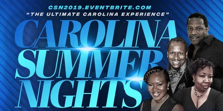 Carolina Summer Nights 2019 tickets