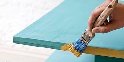 Annie Sloan Paint Your Own Piece- Workshop
