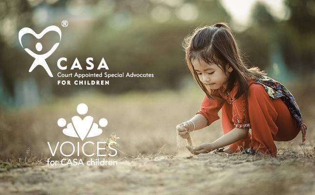 March: Learn About Becoming a CASA Volunteer