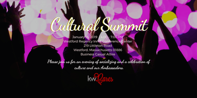 Cultural Summit Individual Tickets