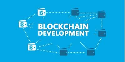 Split Blockchain developer (hyperledger + ethereum) for business training | hyper ledger, erc20, smart contract (private+public) blockchain bitcoin cryptocurrency token, coin development, solution architect, blockchain development tr