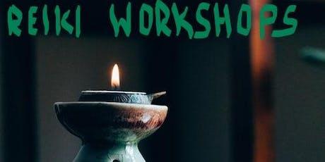 Reiki II Workshop - At Visions Reiki tickets