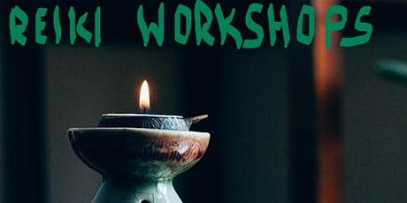 Reiki II Workshop - At Visions Reiki tickets