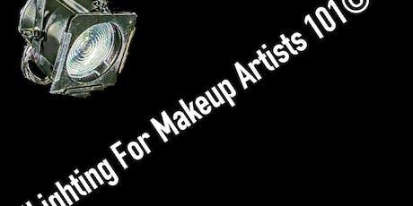 Lighting For Makeup Artists 101 - Lilly's Makeup Bar NC tickets