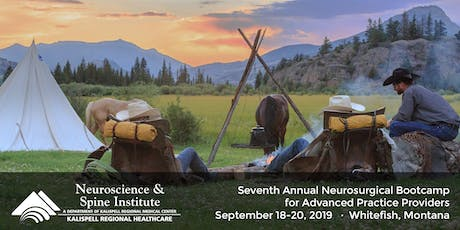 2019 Neurosurgical Bootcamp for Advanced Practice Providers tickets