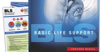 AHA BLS Provider Certification September 20, 2019 from 10 AM to 2 PM at Saving American Hearts, Inc. 6165 Lehman Drive Suite 202 Colorado Springs, Colorado 80918.