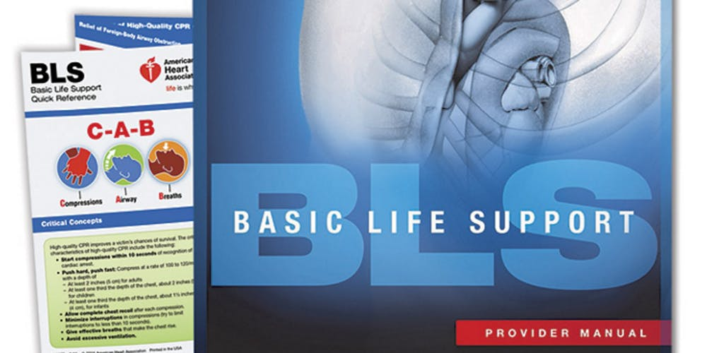 Aha Bls Provider Certification May 27 2019 Includes Free Provider