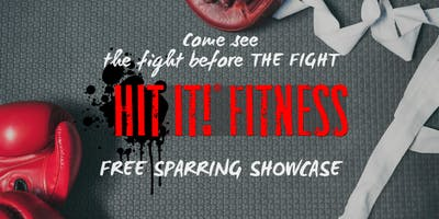 HIT IT!® FITNESS FREE SPARRING SHOWCASE!