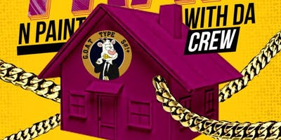 The VanGoat Presents Trap n Paint Wit Da Crew