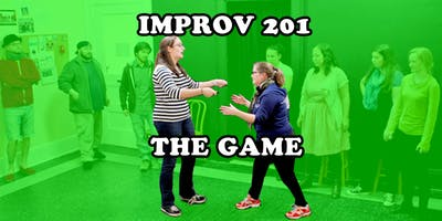 Improv 201 - The Game