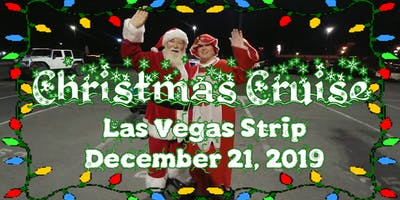 2019 Christmas Strip Cruise - Ho, Ho Hot Rods Take 2