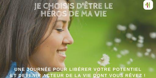 Je choisis d'être le Héros de ma vie