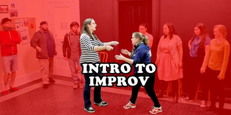 Intro to Improv - 4-week Comedy Course for Beginners tickets