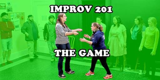 Improv 201 - The Game