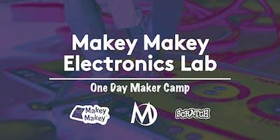 Makey Makey Electronics Lab -  1 Day STEAM Camp
