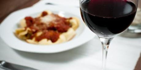 Wine Tasting and Dinner - Focus SANGIOVESE wines from around the World tickets