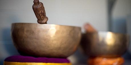 Deep Sound Bath Healing + Gong tickets