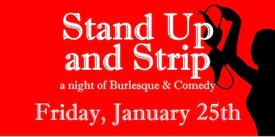 Stand Up & Strip