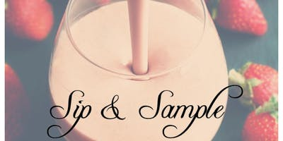 Sip, Sample & Info