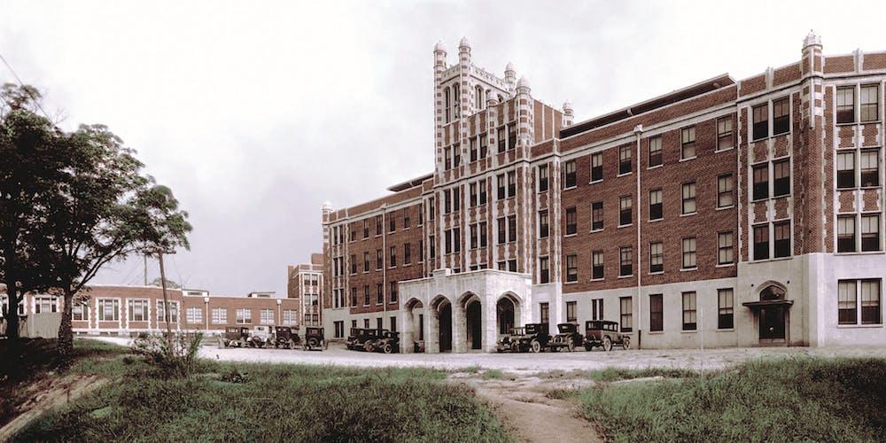 Image result for Waverly Hills Sanatorium