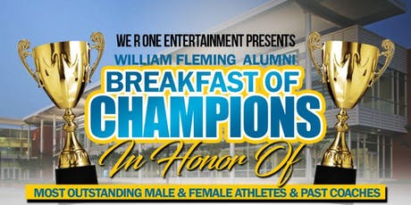 William Fleming Alumni Weekend Breakfast Of Champions tickets