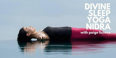 Divine Sleep Yoga Nidra tickets
