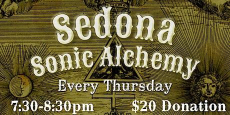 Sedona Sonic Alchemy tickets