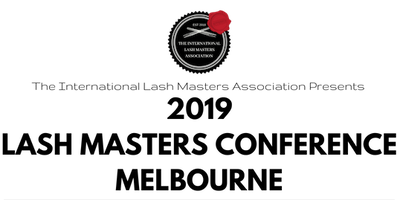 2019 Lash Masters Conference - Melbourne