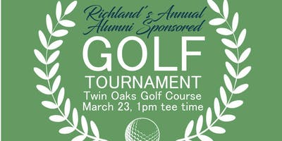 Richland Elementary Annual Golf Tournament