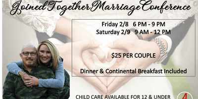 Joined Together Marriage Conference