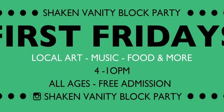 First Friday's Block Party tickets