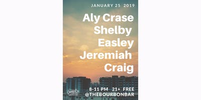 Aly Crase, Jeremiah Craig, Shelby Easley