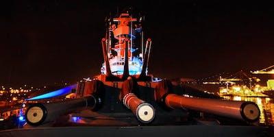 Atlas Obscura Society Los Angeles: Bunk Up On the Battleship IOWA