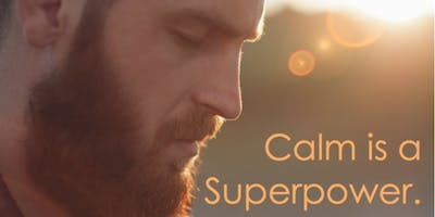 """""""Calm is a Superpower,"""" Intro to Vedic Meditation"""