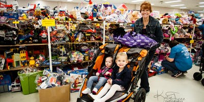 Foster & Adoptive Parent Shopping at JBF in Puyallup (FREE)