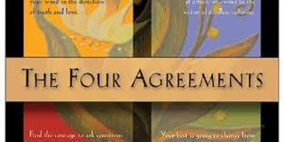 Online Self Mastery Through Self Inquiry~Book Study w/The Four Agreements