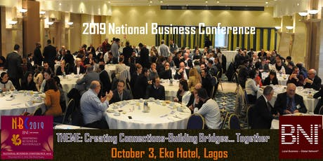 2019 National Business Conference tickets
