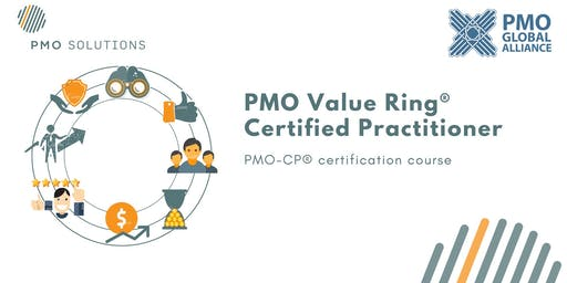 PMO-CP (PMO VALUE RING Certified Practitioner) Certification Course- Auckland
