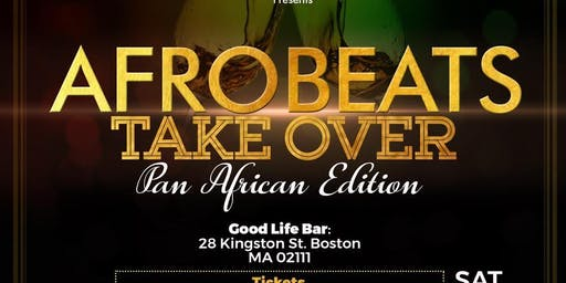 ABDB介绍Afrobeats收购:泛非版