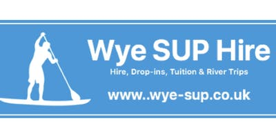 2 Hour SUP River trip on the beautiful River Wye
