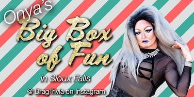 Drag Trivia - Sioux Falls - Onya's 30th