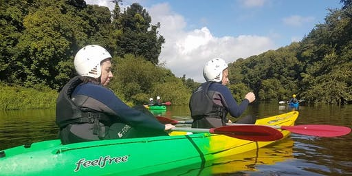Celtic Adventures Boyne Kayak Trips