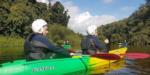 Celtic Adventures Boyne Kayak Trips